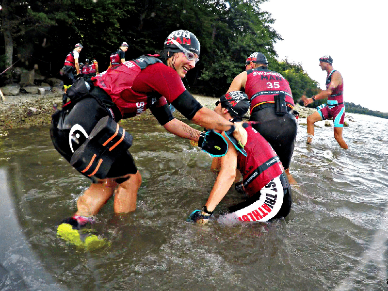 swimrun organisation